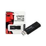 Kingston DataTraveler 100 G3 16GB - Pendrive