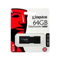 Kingston DataTraveler 100 G3 64GB  Pendrive