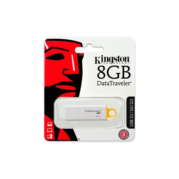 Kingston DataTraveler G4 8GB  PenDrive