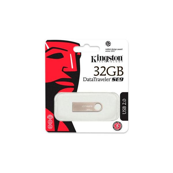 Kingston DataTraveler SE9 32GB – PenDrive