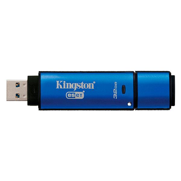 Kingston DataTraveler Vault Privacy 32GB AV  PenDrive