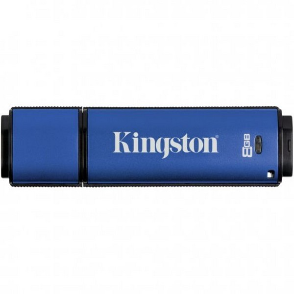 Kingston DataTraveler Vault Privacy 8GB Antivirus – PenDrive