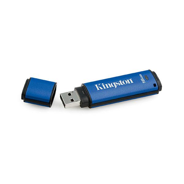 Kingston DataTraveler Vault 16GB MR  PenDrive