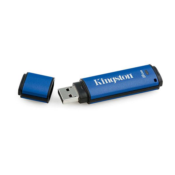 Kingston DataTraveler Vault Privacy 8GB MR – PenDrive