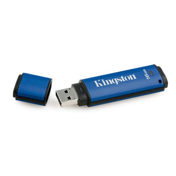 Kingston DataTraveler Vault Privacy 16GB USB 3.0 – PenDrive