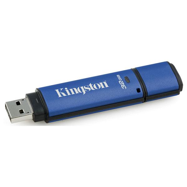 Kingston DataTraveler Vault Privacy 32GB USB 30  PenDrive