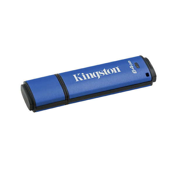 Kingston DataTraveler Vault Privacy 64GB USB 3.0 - PenDrive