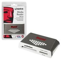 Kingston Lector de medios de alta velocidad USB 30