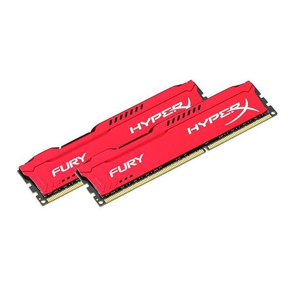 HyperX Fury DDR3 1866Mh 16GB (2×8) – Memoria RAM