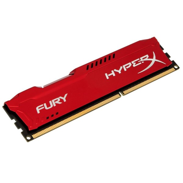 HyperX Fury Red DDR3 1866Mhz 4GB – Memoria RAM