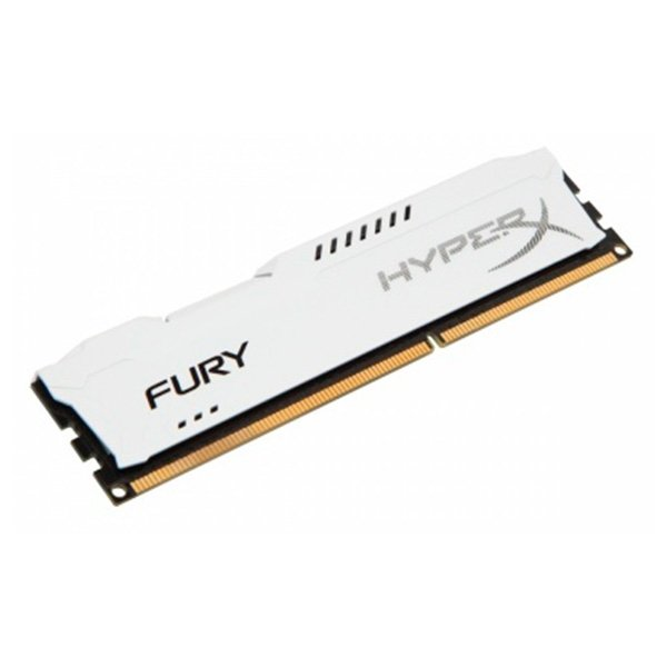 HyperX FURY White DDR3 1866MHz 4GB – Memoria RAM