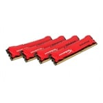 Kingston HyperX Savage DDR3 1866MHz 32GB (4x8) - Memoria RAM
