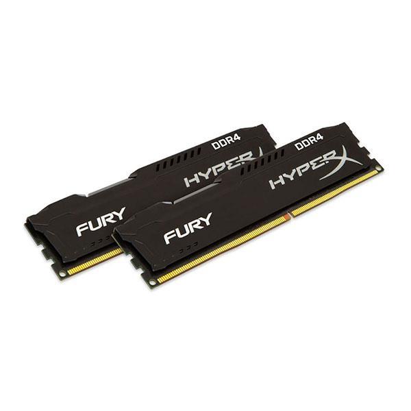 HyperX Fury DDR4 16GB (8×2) 2133MHz – Memoria RAM