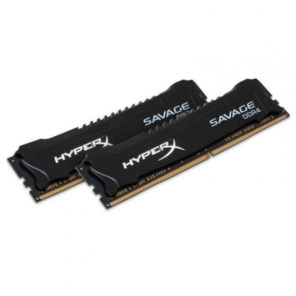 HyperX Savage DDR4 2400MHz 32GB (2×16) XMP – Memoria RAM