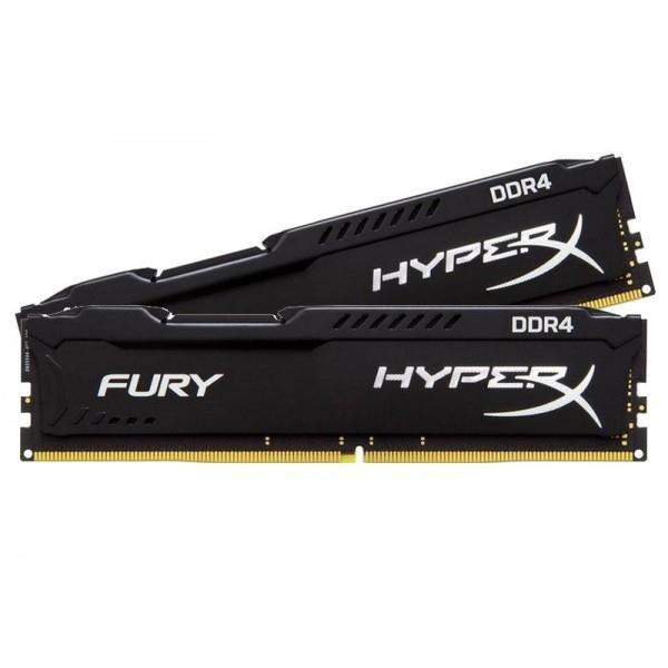 HyperX Fury DDR4 2400Mhz 16GB (2×8) – Memoria RAM