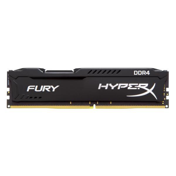 HyperX Fury DDR4 2400 4GB CL15 – Memoria RAM