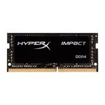HyperX Impact DDR4 2400MH 8GB SO-DIMM - Memoria RAM