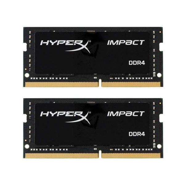 HyperX Impact DDR4 2400MHz 32GB (2x16) SO-DIMM - Memoria RAM