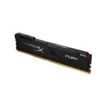 HyperX Fury Black DDR4 2666MHZ 16GB  Memoria RAM