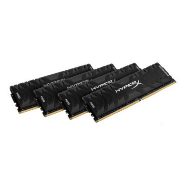 HyperX Predator DDR4 3000MHz 32GB (4×8) XMP – Memoria RAM