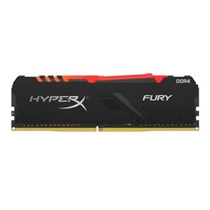 HyperX Fury RGB DDR4 16GB 3600MHz  Memoria RAM