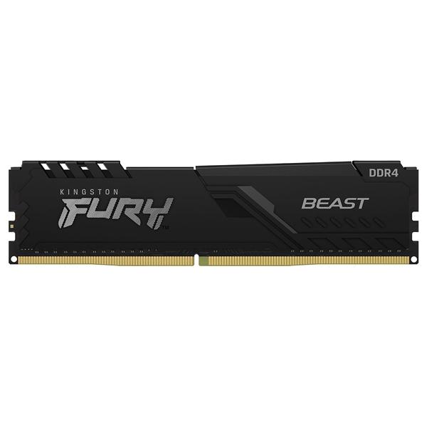 Kingston Fury Beast DR4 16GB 2666MHZ CL16 - Memoria RAM