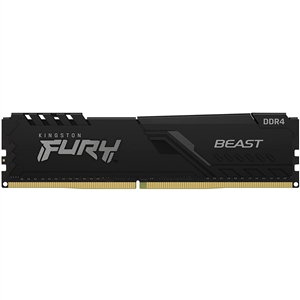 Kingston Fury Beast DDR4 16GB 3000MHZ CL15  Memoria RAM