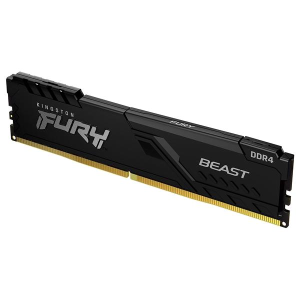 Kingston Fury Beast 8GB DDR4 3000MHz CL15 - Memoria RAM