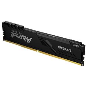 Kingston Fury Beast 8GB DDR4 3000MHz CL15  Memoria RAM