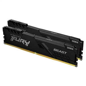 Kingston Fury Beast DDR4 16GB 2x8GB 3200MHz CL16  RAM