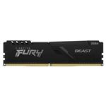Kingston Fury Beast DDR4 16GB 3600MHZ CL18  Memoria RAM