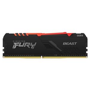 Kingston Fury Beast RGB  16GB DDR4 3733MHz RAM