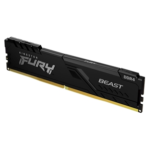 Kingston Fury Beast DDR4 16GB 3733MHZ CL19  Memoria RAM