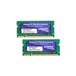 Kingston 2GB DDR2 800 PC26400 Kit 2x1GB SODIMM  Memoria  Reacondicionado