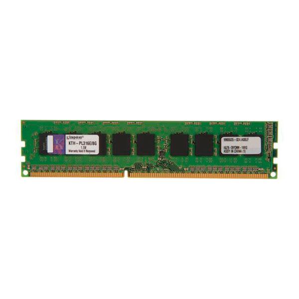 Kingston DDR3 1600Mhz 8GB UDIMM ECC 1R8X  Memoria RAM
