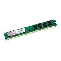 Kingston ValueRAM DDR3 1600Mh 4GB DIMM  Memoria RAM