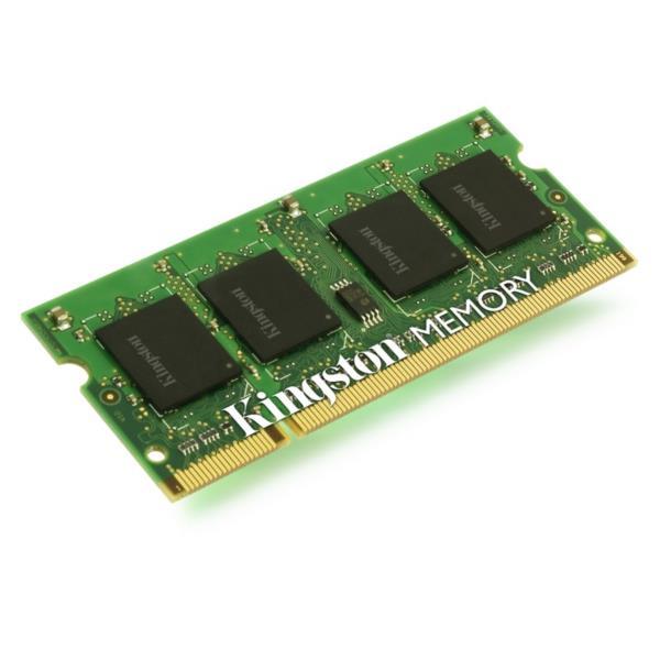 Kingston ValueRAM 2GB 1600MHz DDR3 SO-DIMM – Memoria RAM