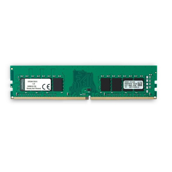 Kingston ValueRAM 16GB 2400 MHz Memorias DDR4