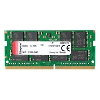 Kingston DDR4 2400MHz 16GB SODIMM  Memoria RAM
