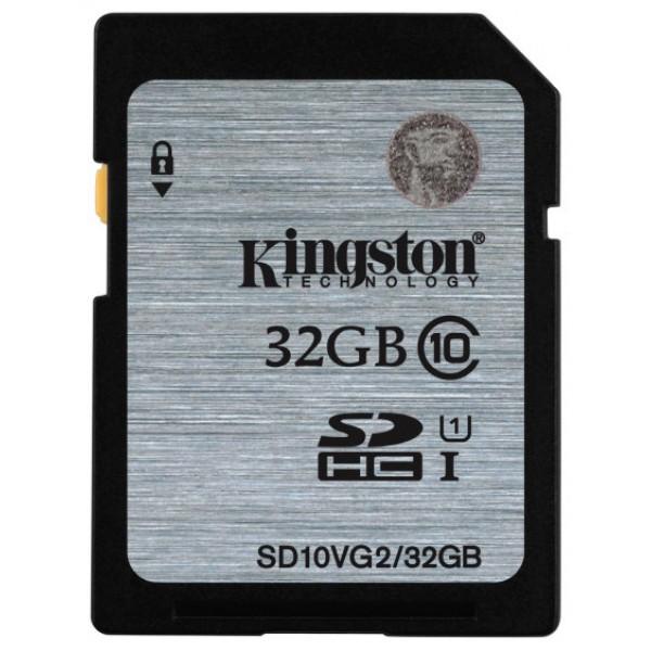 Kingston  128 GB  SDXC UHSI  tarjeta SD