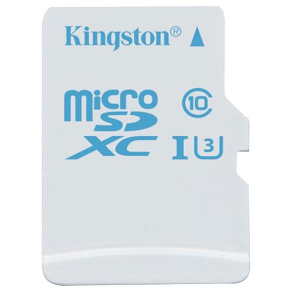 Kingston microSDHC 64GB UHS-I U3 sin adapt – Memoria MicroSD