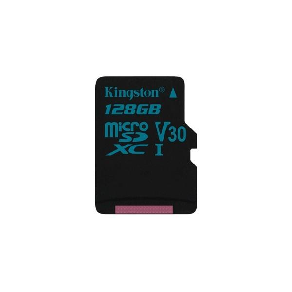 Kingston MicroSD Canvas Go 128GB  Memoria Flash