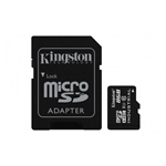 Kingston Industrial Temperature MicroSD 8GB c/ad - Memoria