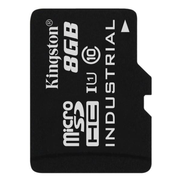 Kingston Industrial Temperature MicroSD 8GB - Memoria Flash