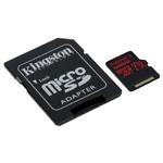 Kingston Canvas React MicroSD 128GB c/ad – Memoria Flash