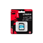 Kingston Canvas Go! SDXC 64GB - Memoria Flash