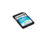 Kingston Canvas Go SDXC 64GB  Memoria Flash