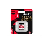 Kingsotn Canvas React SDXC 128GB – Memoria Flash