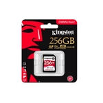 Kingston Canvas React SDXC 256GB - Memoria Flash