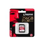 Kingston Canvas React SDXC 256GB  Memoria Flash